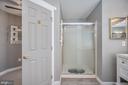 Primary Walk-in Shower - 11404 ATTINGHAM CT, MANASSAS