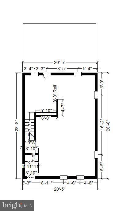 Main level - 4609 34TH ST S, ARLINGTON