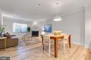 Spacious living space - 1050 N STUART ST #126, ARLINGTON