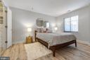 Spacious Bedroom with walk-in closet w/ built-ins - 1050 N STUART ST #126, ARLINGTON