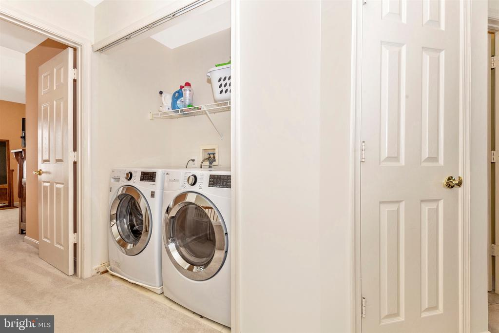 Newer Front Loading Washer and Dryer - 2222 LAMP POST LN, FREDERICK