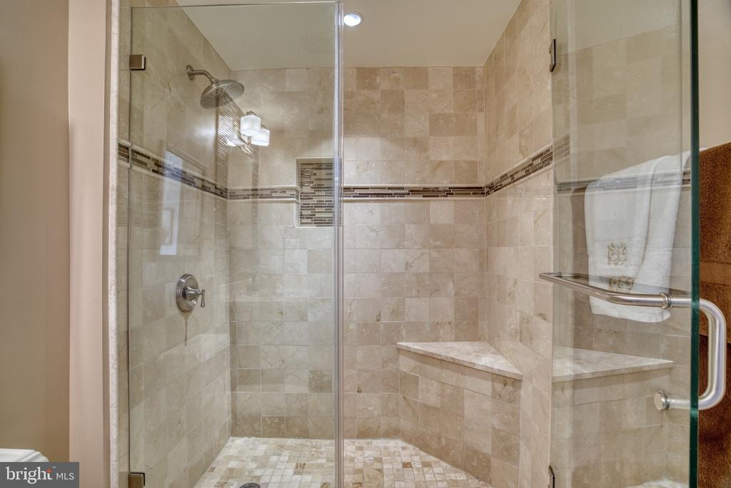 Luxurious oversized shower - 1111 19TH ST N #1805, ARLINGTON