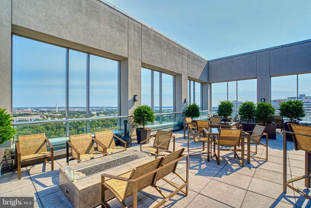 Quarantine-worthy! - 1111 19TH ST N #1805, ARLINGTON