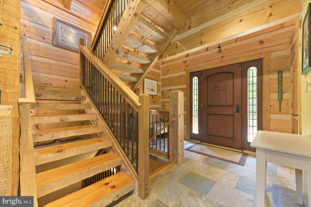 Open Stairs to Second and Lower Level - 12904 & 12898 SAGLE RD, HILLSBORO