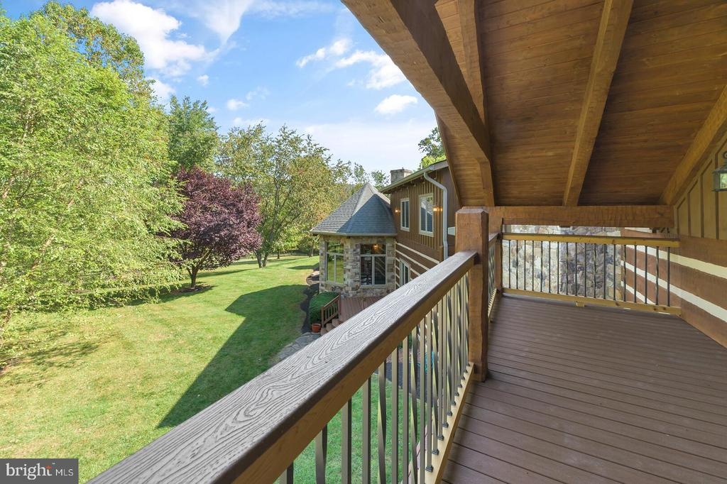 Balcony Off of UL Primary Bedroom - 12904 & 12898 SAGLE RD, HILLSBORO
