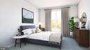 SAMPLE RENDERING -BEDROOM - 01 SHIRE MEADOW, DUMFRIES