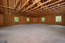 Upper level of garage (has electric service) - 44719 POTOMAC DR, ASHBURN