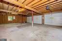 Main level garage area plus additional storage - 44719 POTOMAC DR, ASHBURN