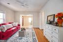 Living Room with Lots of Charm! - 7019 SIGNAL HILL RD, MANASSAS