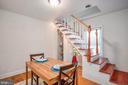 Access to the Loft Bedroom/Flex Space - 7019 SIGNAL HILL RD, MANASSAS
