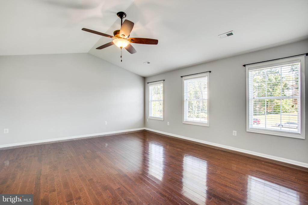 Large master suite - 81 FOUNTAIN DR, STAFFORD