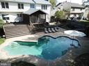 Swimming Pool - 3749 HETTEN LN, WOODBRIDGE