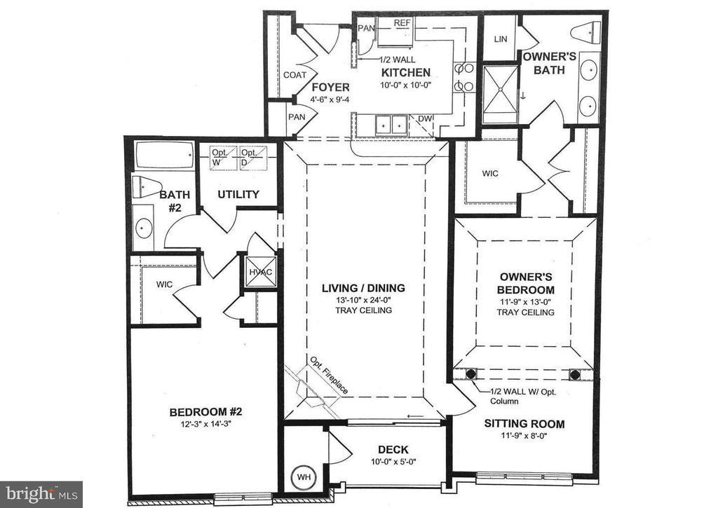 Spacious rooms & best closet space ever! - 9202 CHARLESTON DR #301, MANASSAS