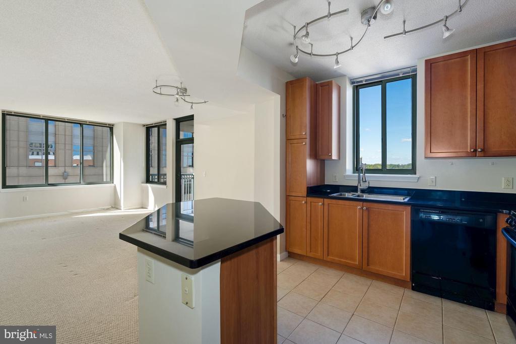 Open Floor Plan - 851 N GLEBE RD #1117, ARLINGTON