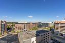 Balcony View - 851 N GLEBE RD #1117, ARLINGTON