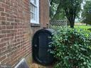 Active above ground oil tank, right side of proper - 161 LAWSON RD SE, LEESBURG