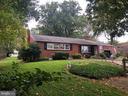 All brick rambler, attached 1-car garage, - 161 LAWSON RD SE, LEESBURG