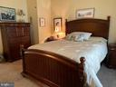 Master bedroom - 43180 KATAMA SQ, CHANTILLY