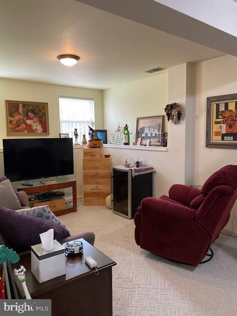 Man Cave in lower level - 43180 KATAMA SQ, CHANTILLY