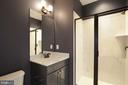 Full Bathroom Main Level - 3414 BURROWS AVE, FAIRFAX