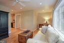In-law suite/Master with sitting area - 3540 N VALLEY ST, ARLINGTON