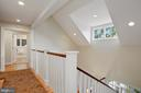 Gorgeous upper level landing - 3540 N VALLEY ST, ARLINGTON