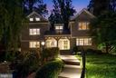 Pretty landscape lighting - 3540 N VALLEY ST, ARLINGTON