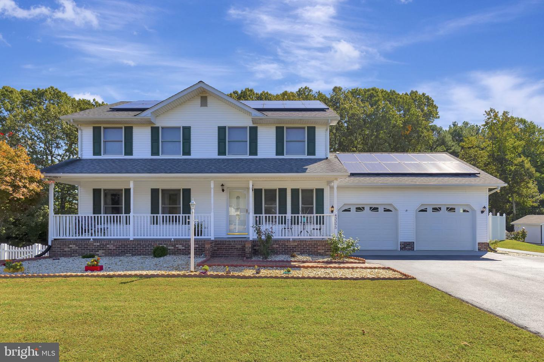 Single Family Homes pour l Vente à Hollywood, Maryland 20636 États-Unis