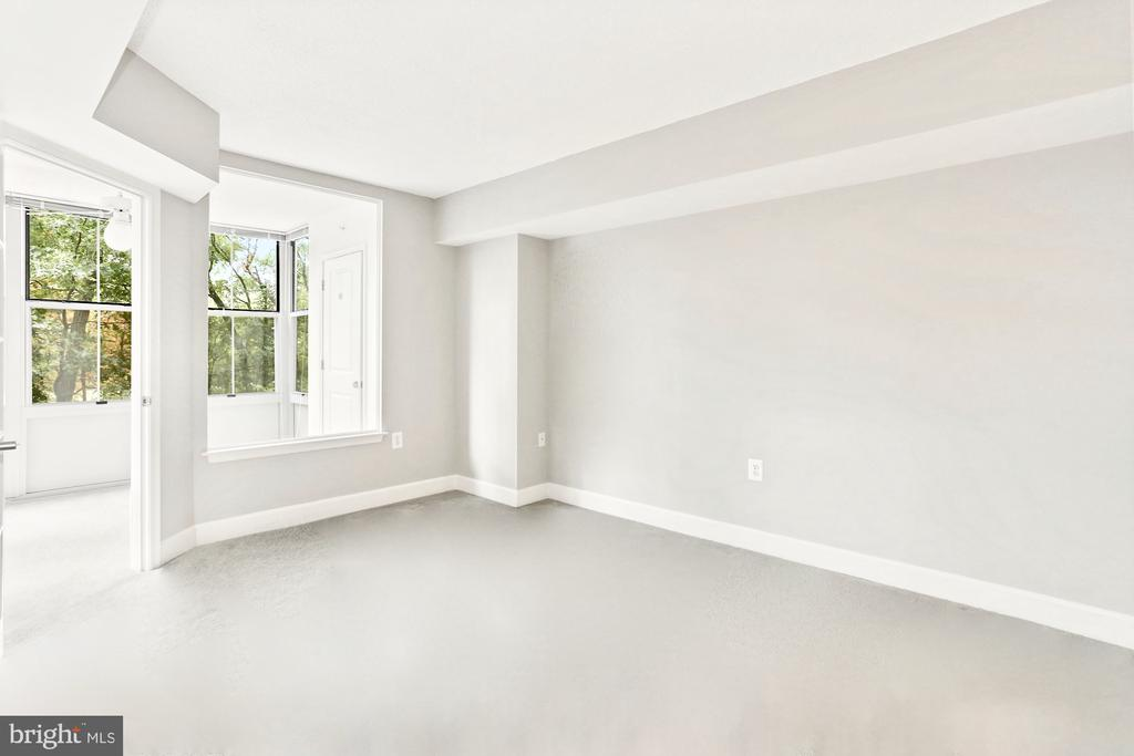 Primary bedroom - 11800 SUNSET HILLS RD #311, RESTON