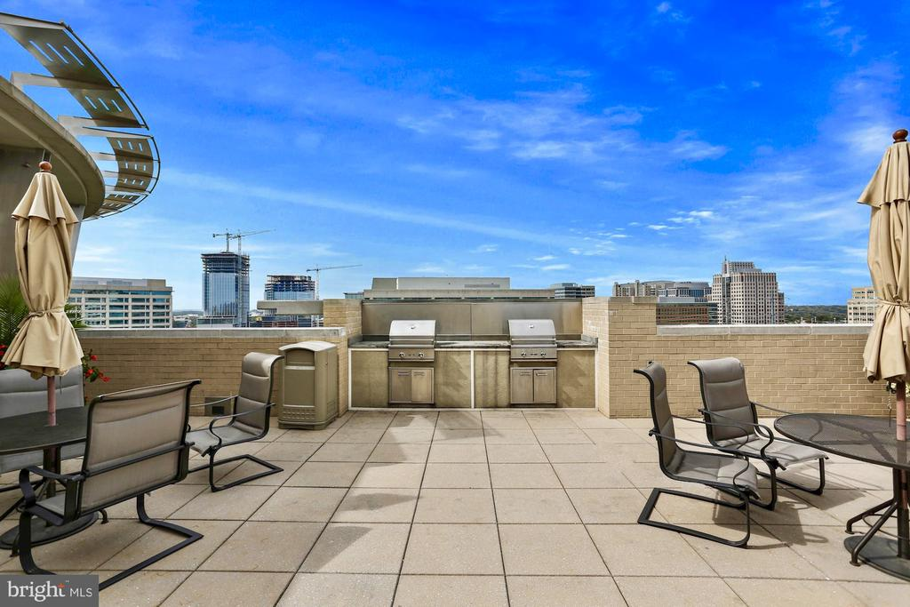 Entertain your family & friends to gorgeous views - 11800 SUNSET HILLS RD #311, RESTON
