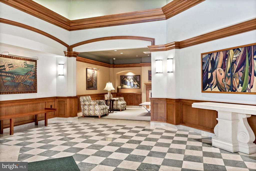 Lobby - 11800 SUNSET HILLS RD #311, RESTON