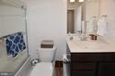 Optional 3rd bath on upper level - 7614 CHESTNUT ST, MANASSAS