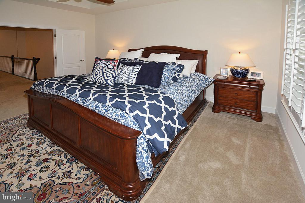 Primary bedroom - 7614 CHESTNUT ST, MANASSAS
