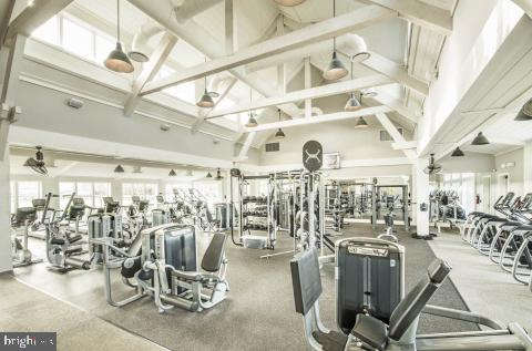 State of the art Gym - 2480 POTOMAC RIVER BLVD, DUMFRIES
