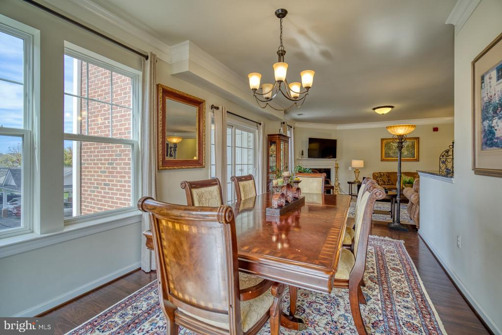 Lovely Dining Room - 20590 HOPE SPRING TER #207, ASHBURN