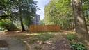 New fencing - 1548 BENNINGTON WOODS CT, RESTON
