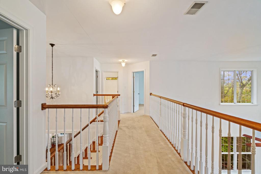 Secondary Bedrooms - 11644 SANDAL WOOD LN, MANASSAS