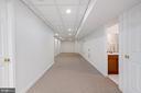 Lower Level Theatre Area - 11644 SANDAL WOOD LN, MANASSAS