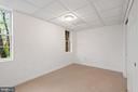 Lower Level Bedroom #5 - 11644 SANDAL WOOD LN, MANASSAS
