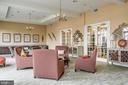 Club House Sitting Room - 20590 HOPE SPRING TER #104, ASHBURN