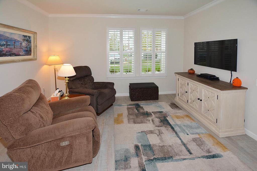 Living Room - 20590 HOPE SPRING TER #104, ASHBURN
