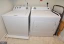 Washer & Dryer Room - 20590 HOPE SPRING TER #104, ASHBURN