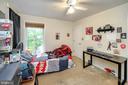 Bedroom 2 - 10700 MELANIE LN, FREDERICKSBURG