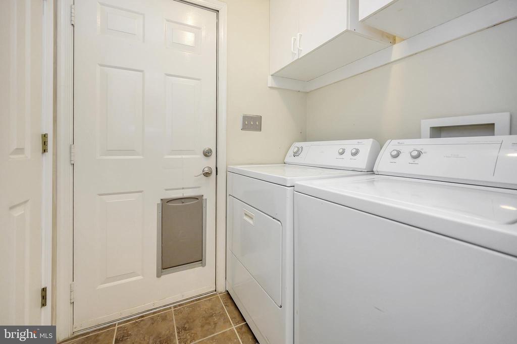 Laundry - 10700 MELANIE LN, FREDERICKSBURG