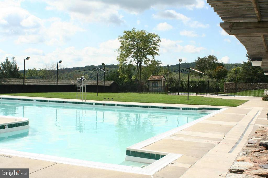 Three pools. - 6762 W LAKERIDGE, NEW MARKET