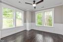 First floor flex room. - 6762 W LAKERIDGE, NEW MARKET