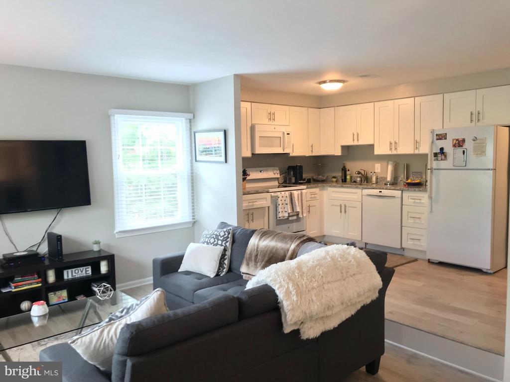 Open Floorplan - 46 N BEDFORD ST #46B, ARLINGTON