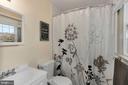 Main level full bathroom redone - 821 W MAIN ST, PURCELLVILLE