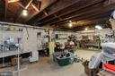 Workshop area - 821 W MAIN ST, PURCELLVILLE