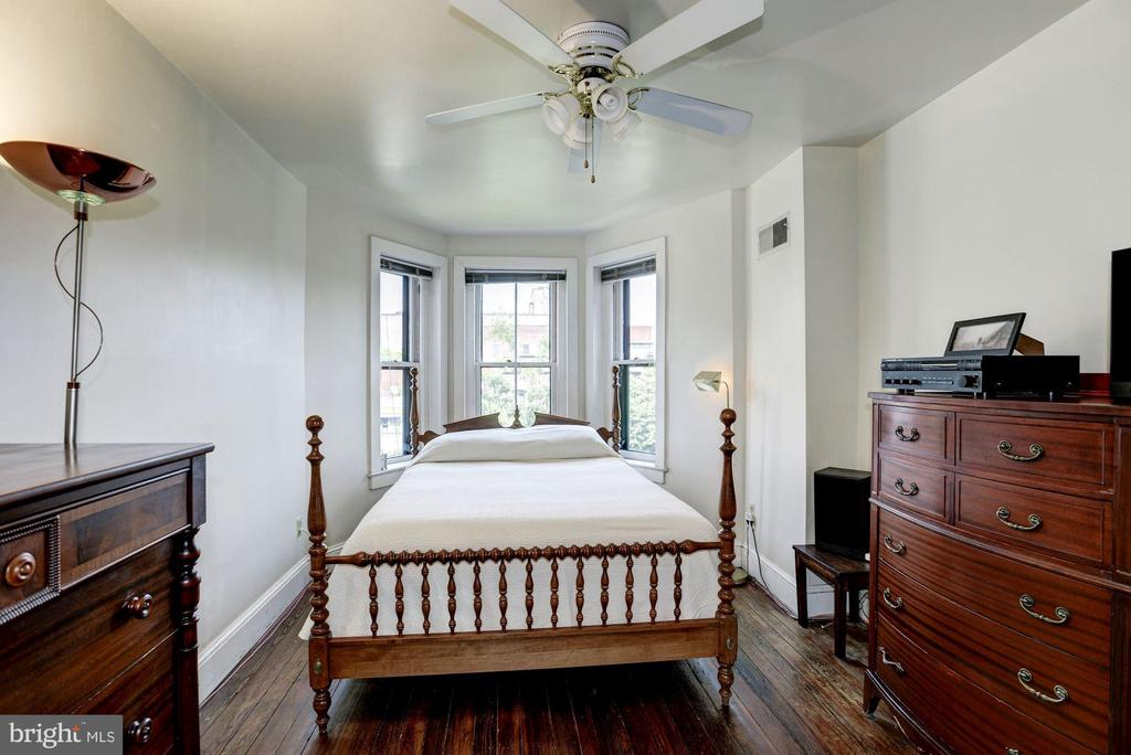 Upper Level 2 - Bedroom 4 - 1928 15TH ST NW, WASHINGTON
